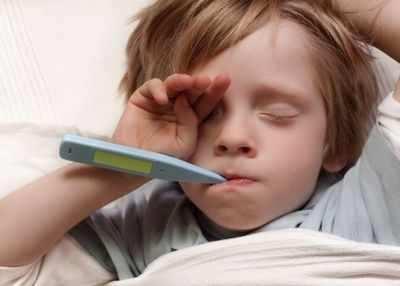 У ребенка ухудшается самочувствие