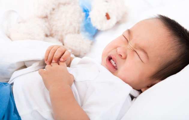 Болезнь сильно мучает детей