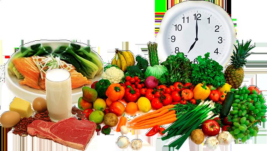 Правильное питание поможет быстрее выздороветь
