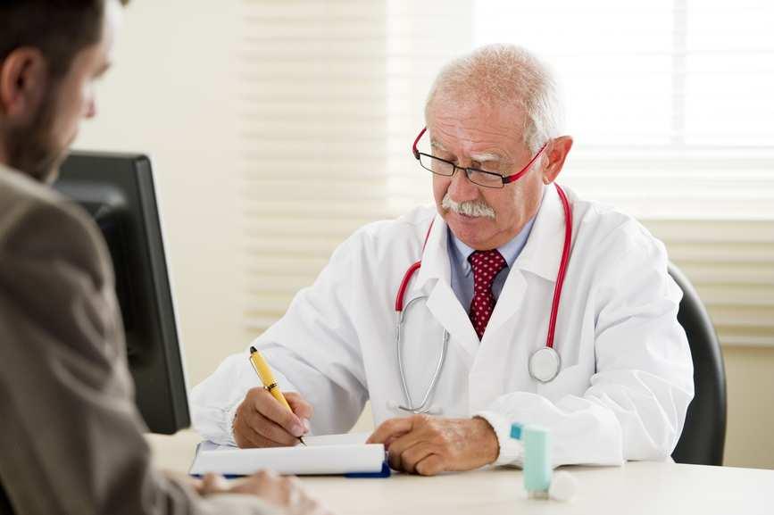 Только квалифицированный врач может помочь