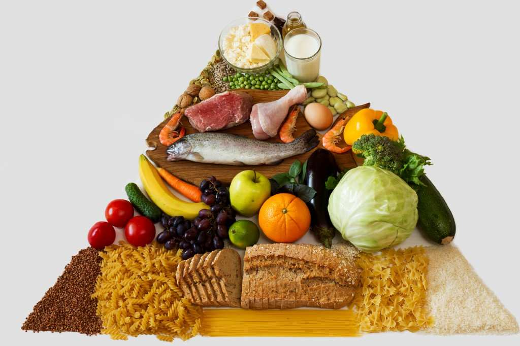 Здоровое питание обязательно